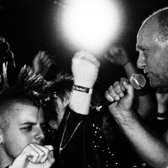 Exklusiv: die alten Punks aus Oberberg quicklebendig in Oberhausen