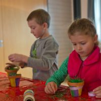 Gründonnerstag: Osterbasteln in Höhenrain