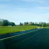 Freie Fahrt zur Gemeindegrenze
