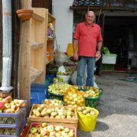 Apfelstau in Aufhausen