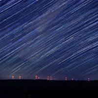 Die Perseiden - ob der Himmel sie uns zeigt?
