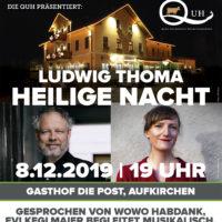 Wowo Habdank und Evi Keglmaiers Stille Nacht