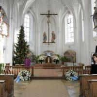 Bilder von der Beerdigung von Petra Schürmann
