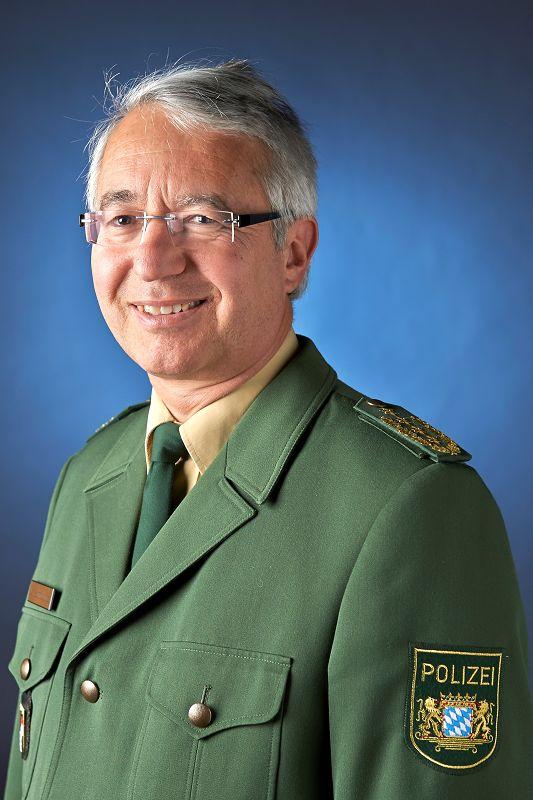 Landespolizeipräsident Bayern