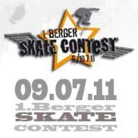 Skatecontest in Berg!