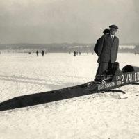 Mit der Rakete über den Starnberger See