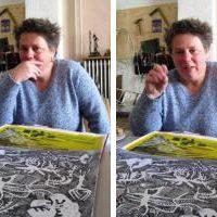 Atelierbesuch bei Teresa Erhart