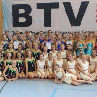 MTV Berg Bayerischer Vizemeister Gymnastik & Tanz