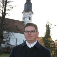 Der katholische und der evangelische Pfarrer