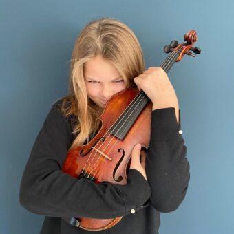 Die neue alte Geige