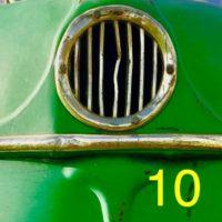 Der QUH-Adventskalender: das 10. Traktörchen