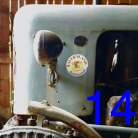 Der QUH-Adventskalender: das 14. Traktörchen
