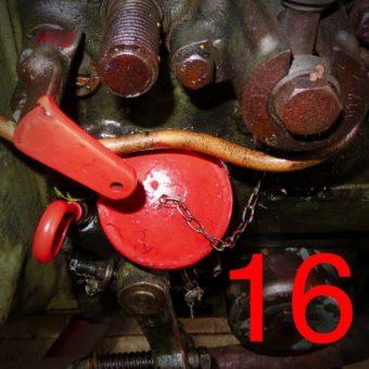 Der QUH-Adventskalender: das 16. Traktörchen