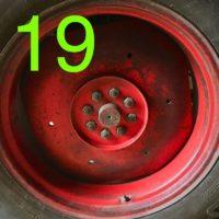 Der QUH-Adventskalender: das 19. Traktörchen