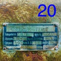 Der QUH-Adventskalender: das 20. Traktörchen