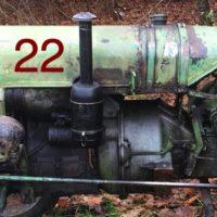 Der QUH-Adventskalender: das 22. Traktörchen