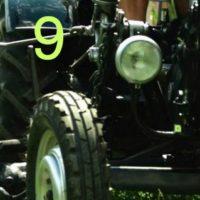 Der QUH-Adventskalender: das 9. Traktörchen