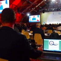 Die QUH auf der Weltklimakonferenz