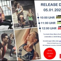Sport am Sonntag: Les Mills Release Day