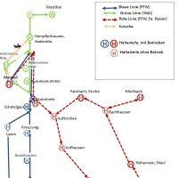 Berg bekommt kostenlose öffentliche Verkehrsmittel