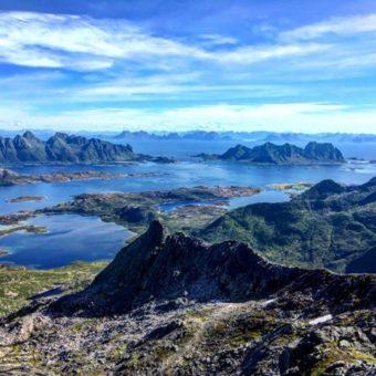 Lofoten, Feuerland, Südkorea, Frankfurt und Paris – von Berg aus in die Welt