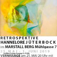 Hannelore Jüterbock: Retrospektive und Konzert von Sabina Sciubba