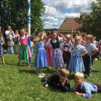 50 Jahre Kindergarten St. Maria in Aufkirchen