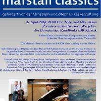 Marstall classics - heute mit einer Premiere