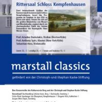 Marstall - äh ... Rittersaal.classics