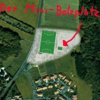 Breaking News: MTV Berg bekommt DFB-Kunstrasenplatz!