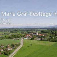 Die Oskar Maria Graf-Festtage in Berg