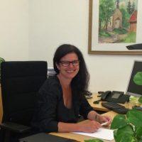 Hereinschreitende Neuigkeiten: Berg hat eine Bürgermeisterin!
