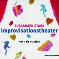 Zusammen stark - Impro-Theater für Kinder und Jugendliche